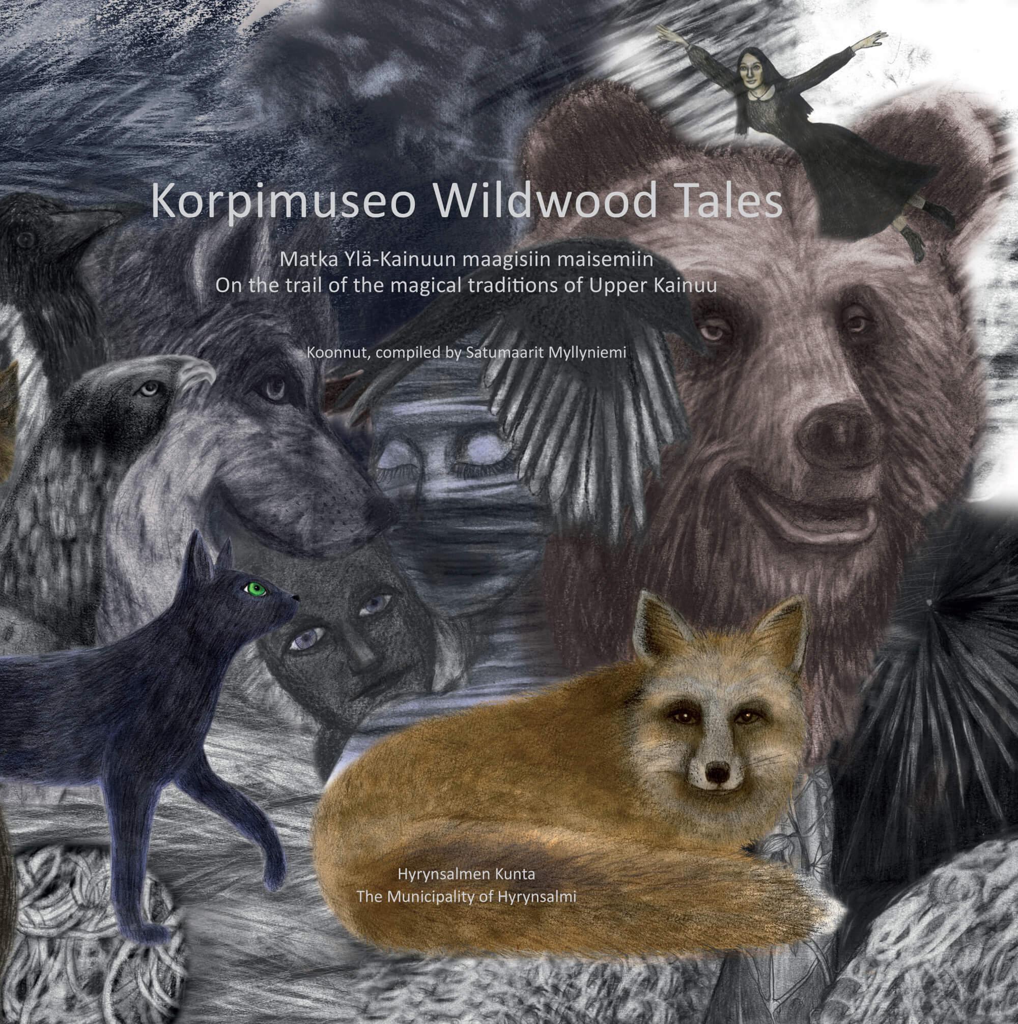 Korpimuseo Wildwood tales